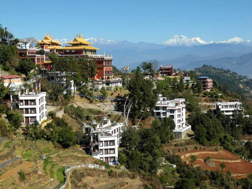 Namo Buddha hiking tour