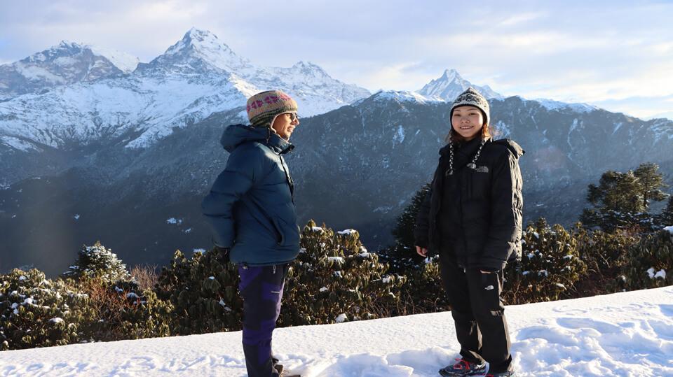 Annapurna Base Camp Trek   Annapurna Himalaya