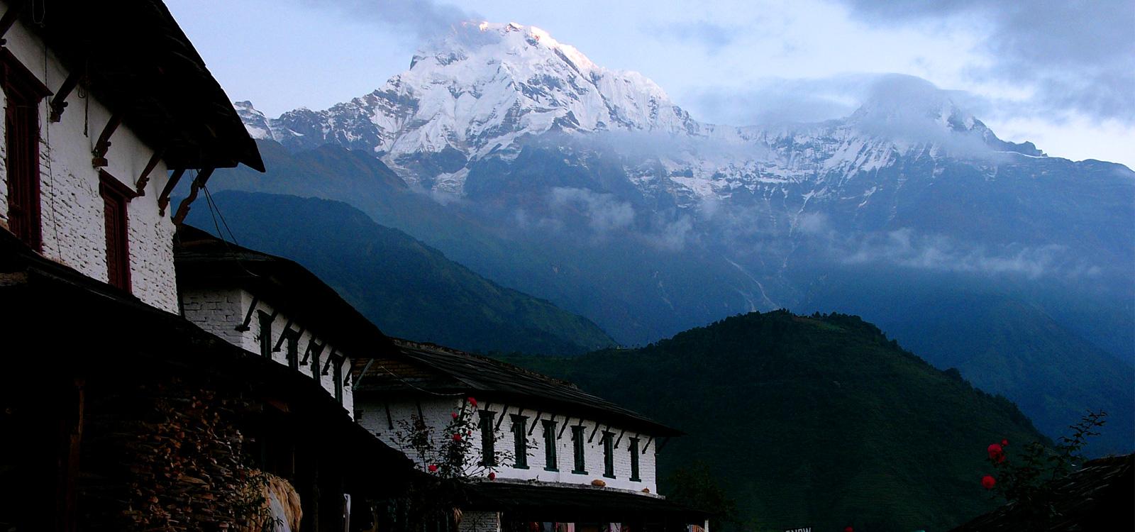 Annapurna Royal Trek