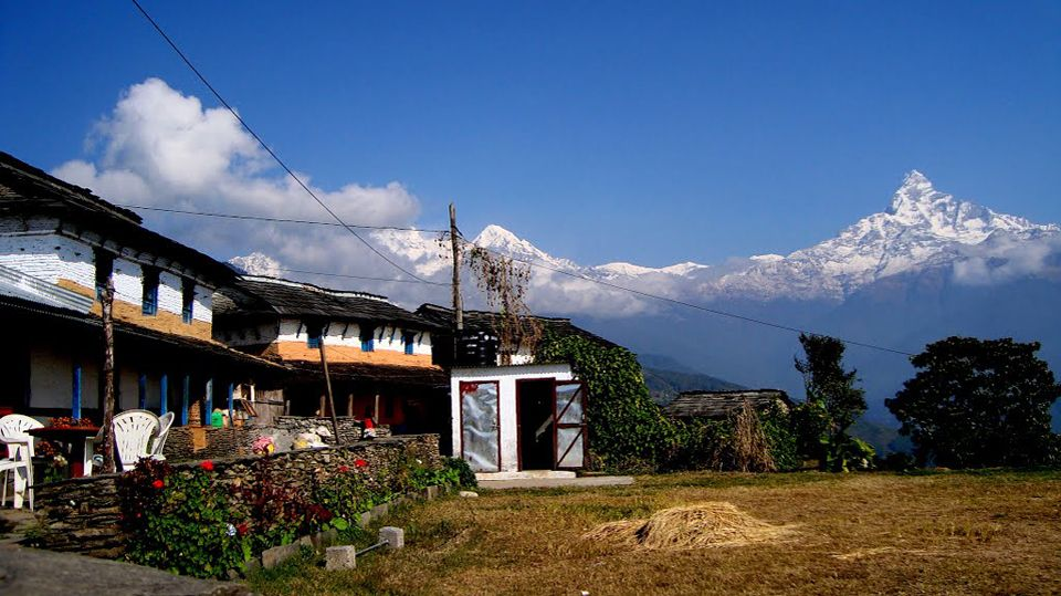 Dhampus Sarankot Trekking